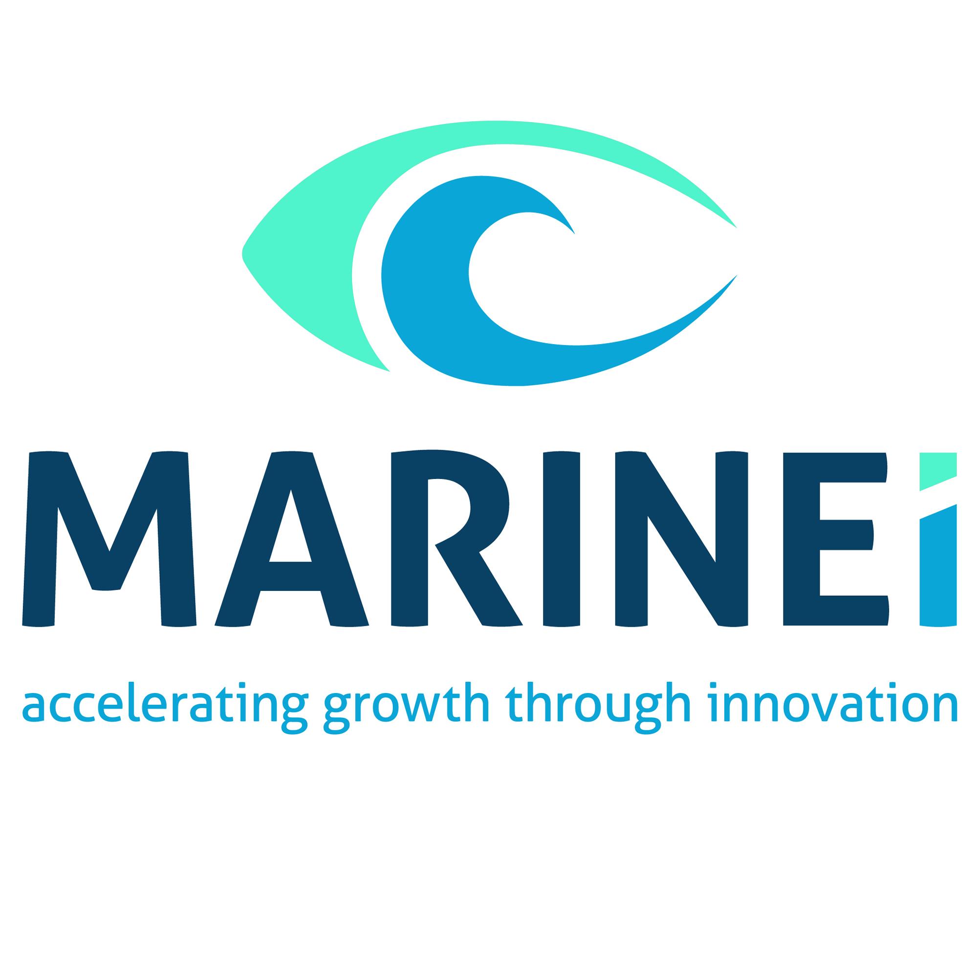 Marine-i Discovery Room event logo