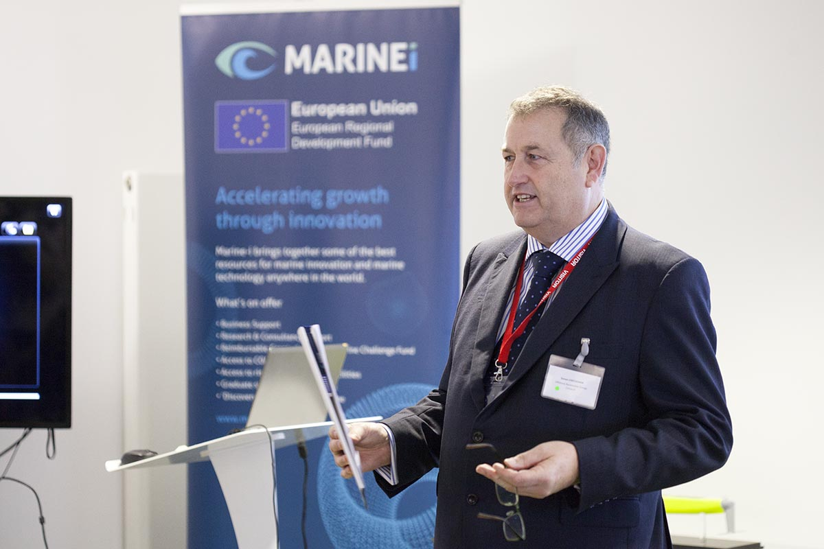 Marine-i conference at Tremough Innovation Centre CIOS Growth Program