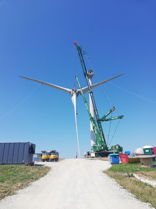 Ventonteague Wind turbine